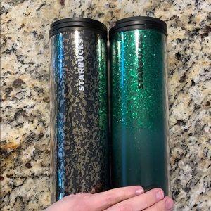 Starbucks travel cups